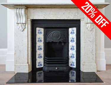 Antique Original Fireplaces