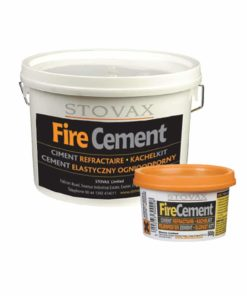 Stovax Fire Cement Tub (5kg)