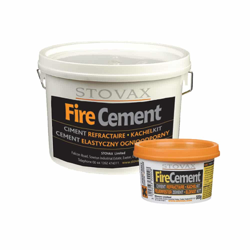 Stovax Fire Cement Tub 5kg For Sale Victorian Fireplace Store