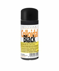 Stovax Colloidal Black Stove Dressing (85ml)
