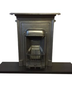 Antique Original Bedroom Fireplace