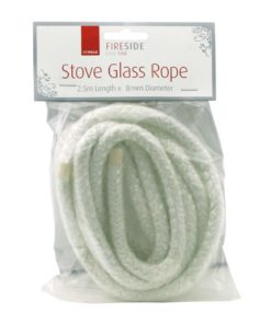 De Vielle Stove Glass Rope