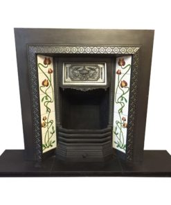 Original Victorian Fireplace Insert