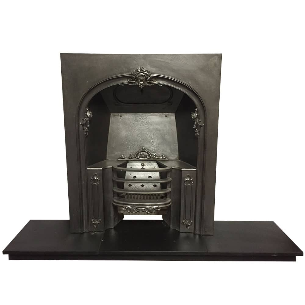 Victorian Arched Fireplace Insert For Sale Victorian Fireplace Store