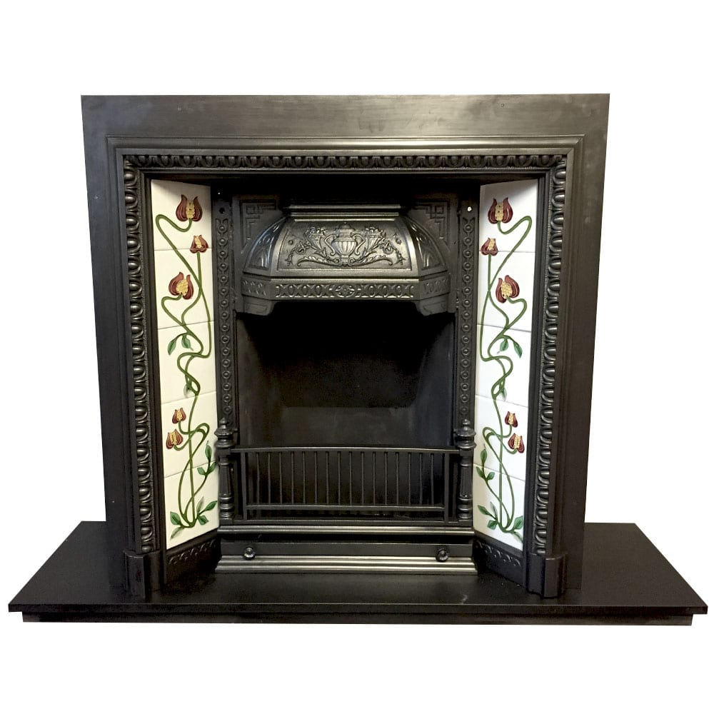 Original Victorian Fireplace Insert Victorian Fireplace