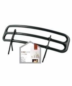 De Vielle 3 Bar Coal Guard (Black)