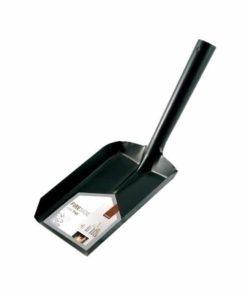 """De Vielle Fire Shovel (5"""") (Black)"""
