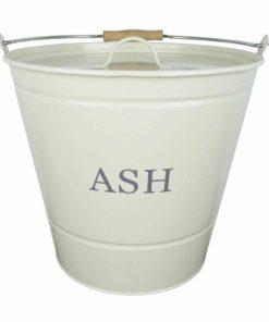 Cream Manor Ash Bucket