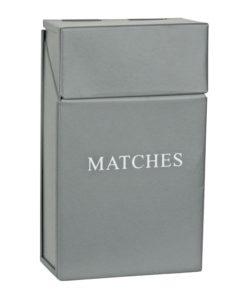 Manor Match Holder (Grey)