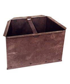 Bell Ash Pan (Steel)