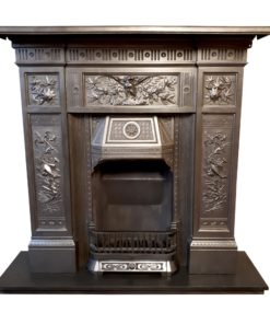 Original Eagle Combination Fireplace