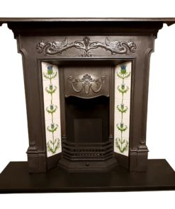 Original Dragon Combination Fireplace