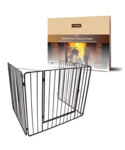 De Vielle Heritage Premium Stove Guard With Gate
