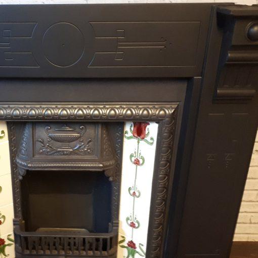 Original Fireplace Slate Surround