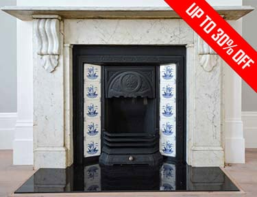 Antique Original Fireplaces - Up To 30% OFF