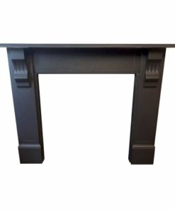 Slate Corbel Fireplace Surround