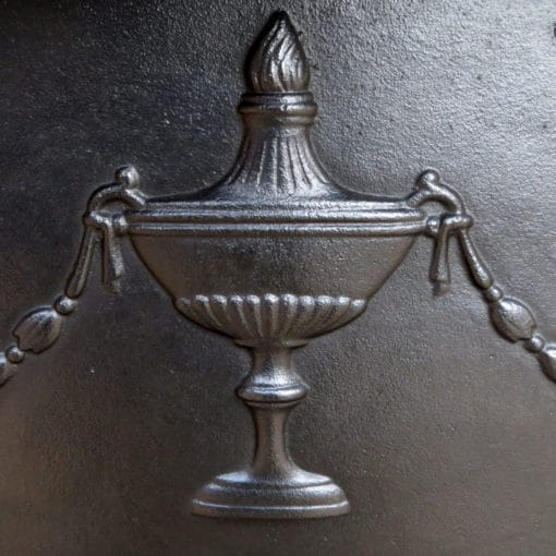 Original Urn & Ribbon Combination Fireplace - COMBI-271