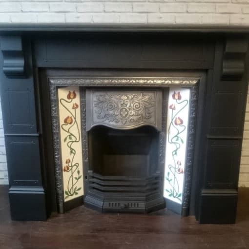 Original Lined Slate Surround