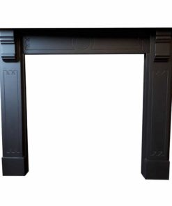 Antique Lined Slate Surround