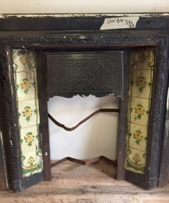 UN064 - Unrestored Fireplace Insert