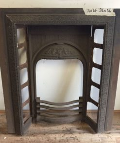UN066 - Unrestored Fireplace Insert
