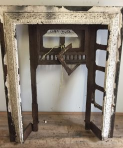 UN069 - Unrestored Fireplace Insert