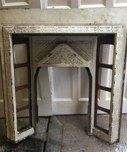 UN070 - Unrestored Fireplace Insert