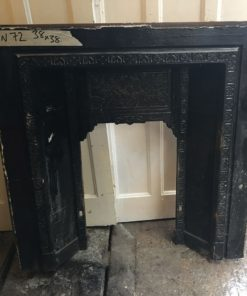 UN072 - Unrestored Fireplace Insert