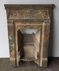 UN175 - Unrestored Bedroom Fireplace