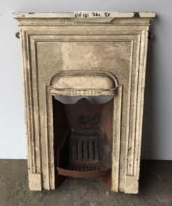UN181 - Unrestored Bedroom Fireplace