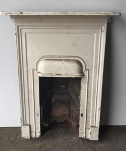 UN219 - Unrestored Bedroom Fireplace