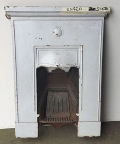UN220 - Unrestored Bedroom Fireplace