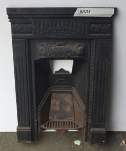 UN221 - Unrestored Bedroom Fireplace