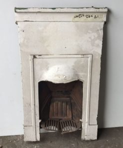 UN226 - Unrestored Bedroom Fireplace