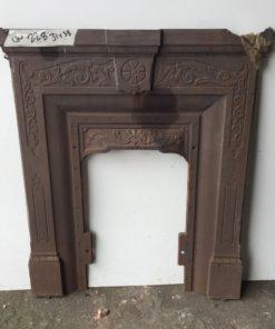 UN228 - Unrestored Bedroom Fireplace