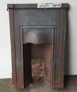 UN232 - Unrestored Bedroom Fireplace