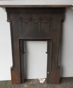 UN236 - Unrestored Bedroom Fireplace
