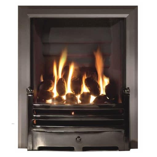 "Bauhaus Fireplace Fret (16""/18"") (Diamond Black)"