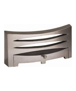 "Clevedon Fireplace Fret (16"") (Full Polished)"