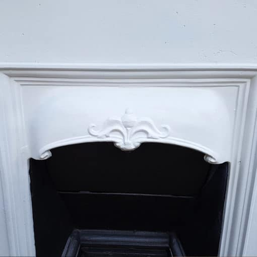 BED193 - Original White Bedroom Fireplace