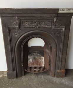 UN246 - Unrestored Bedroom Fireplace