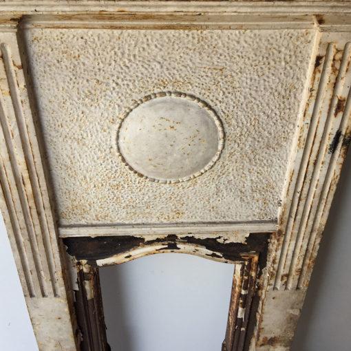 UN252 - Unrestored Bedroom Fireplace