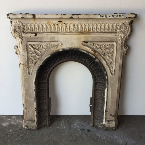 UN255 - Unrestored Bedroom Fireplace