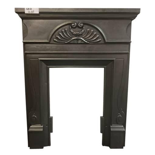 BED201 - Original Bedroom Fireplace Frame