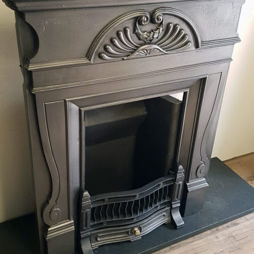 BED201 - Original Bedroom Fireplace Frame