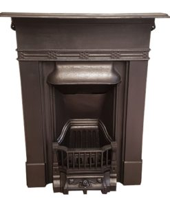 BED204 - Traditional Original Bedroom Fireplace