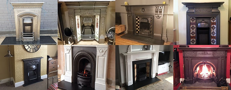 Antique Fireplaces Victorian Fireplace Store