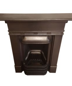 BED211 - Original Cast Iron Bedroom Fireplace