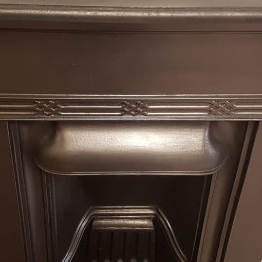 BED211 - Original Cast Iron Bedroom Fireplace