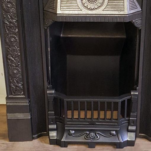 COMBI352 - Original Cast Iron Combination Fireplace - Bottom